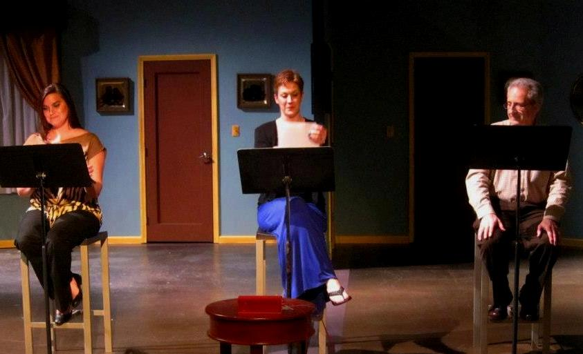 """A Man of No Importance"" being read at the Atlantic Stage 2nd Festival of New Plays"