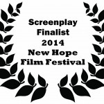 laurels screenplay finalist 2014 New Hope FF