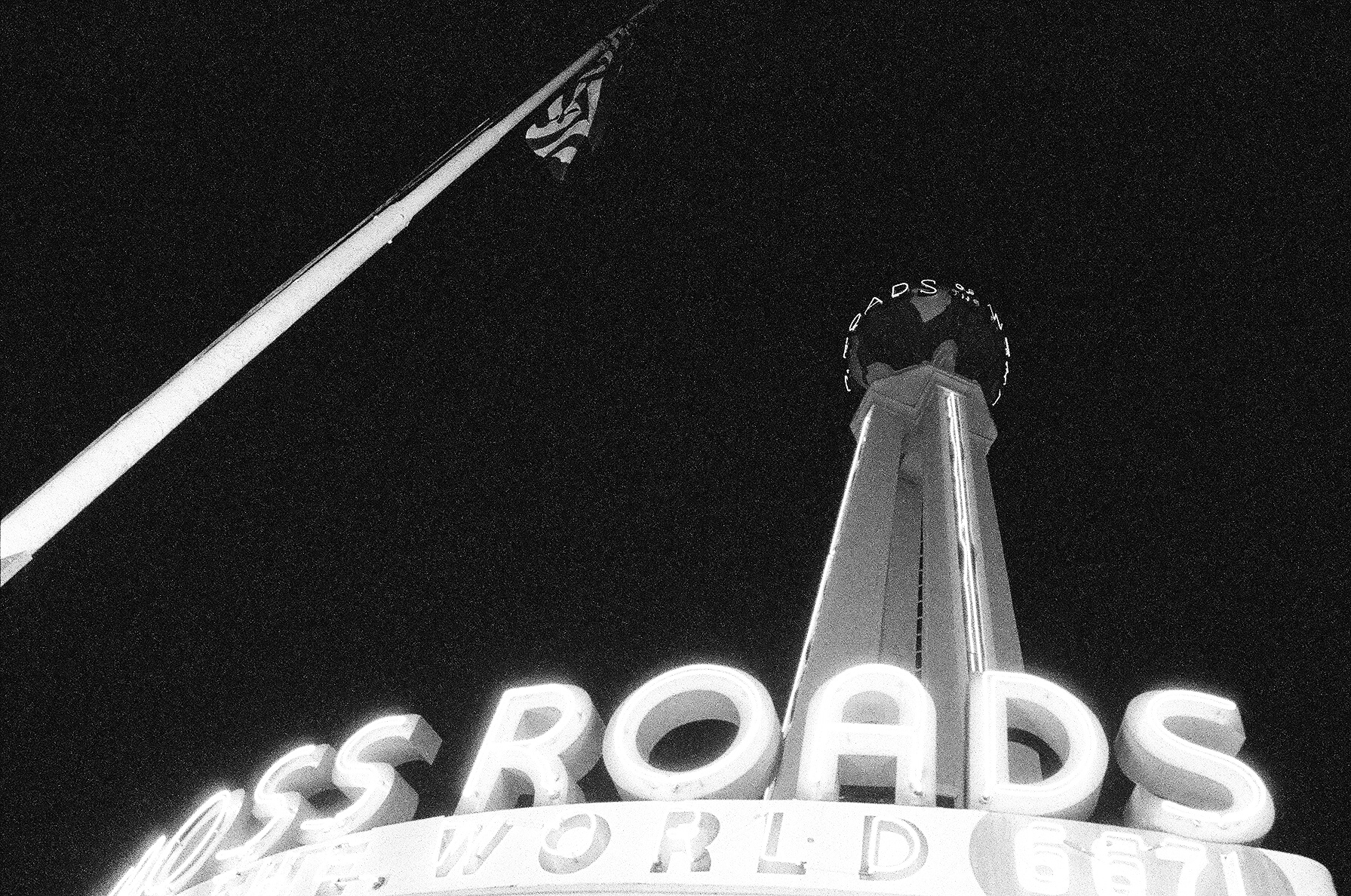 Cross Roads Of The World, Hollywood