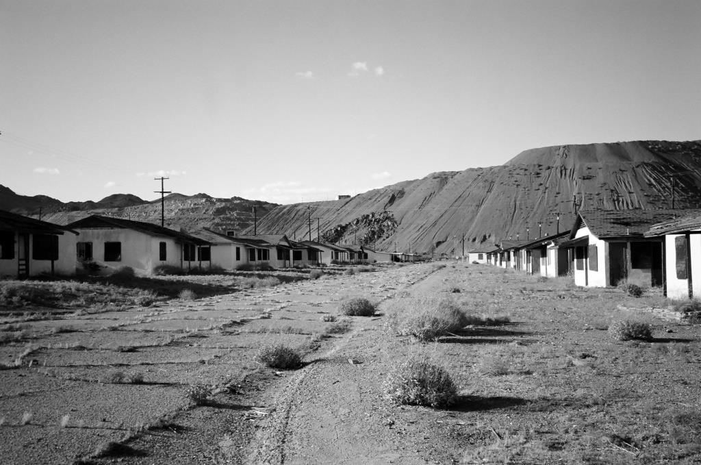 Eagle Mountain Ghost Town
