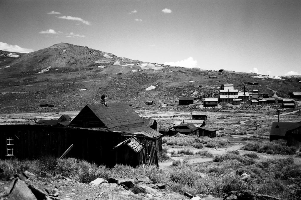 Bodie Ghost Town, East Of The Sierras